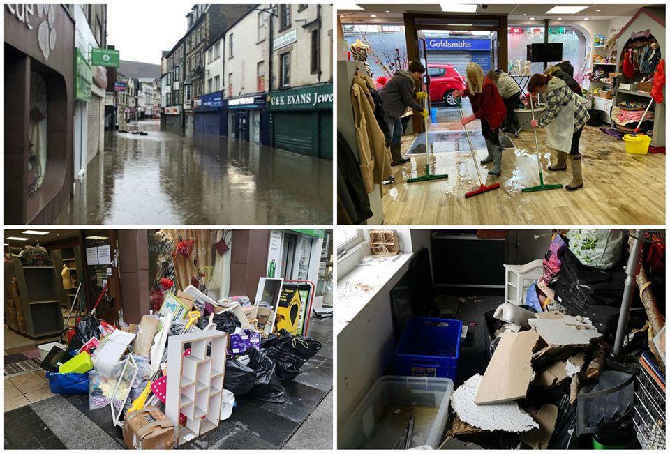 pontypridd hope rescue flooded