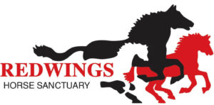 redwings animal sanctuary logo